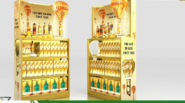 Chuyên thiết kế quầy kệ quảng cáo giá rẻ tại Đắk Nông