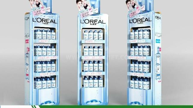 Chuyên sản xuất quầy kệ quảng cáo giá rẻ tại Đắk Nông