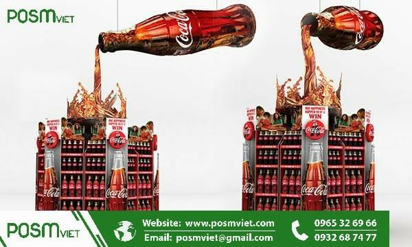 Chuyên thiết kế quầy kệ quảng cáo giá rẻ tại Bắc Giang
